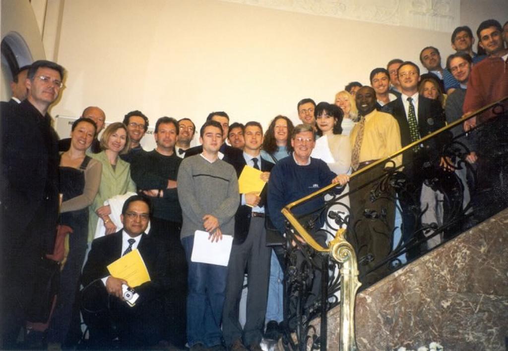 Academic Year 2000-2001