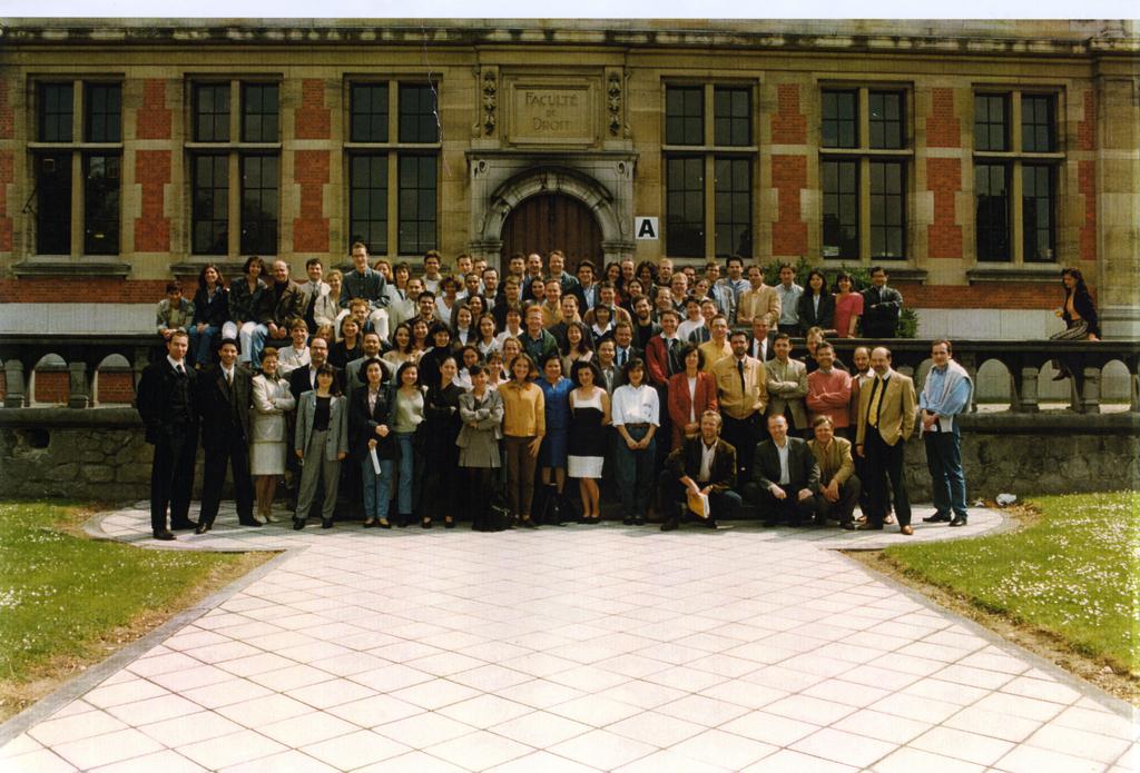 Academic Year 1995-1996