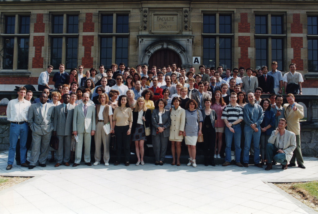 Academic Year 1994-1995