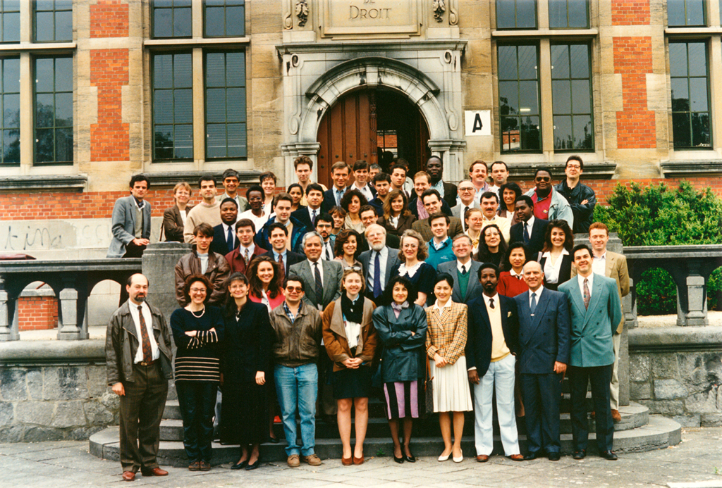 Academic Year 1990-1991